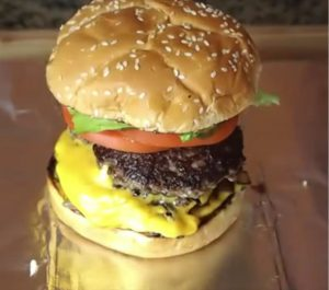 How to make a five guys burger?