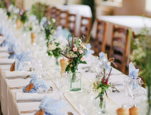 Planning your Wedding Caterer